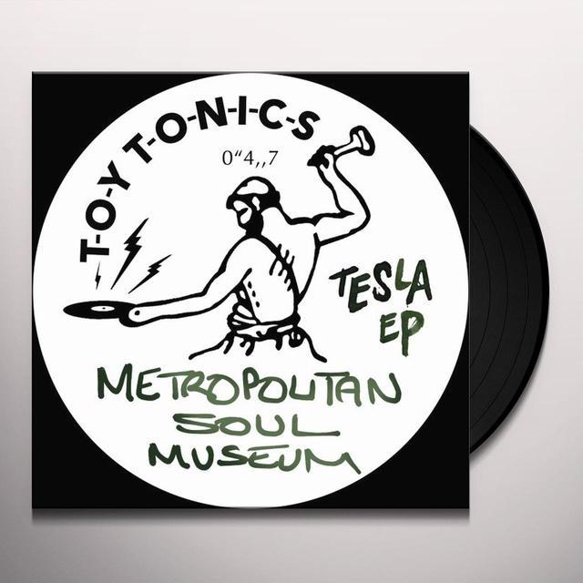 METROPOLITAN SOUL MUSEUM TESLA (EP) Vinyl Record