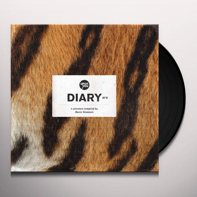 SELECTION OF DIARY 5 / VARIOUS Vinyl Record