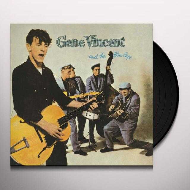 Gene Vincent & Blue Caps GENE VINCENT AND THE BLUE CAPS Vinyl Record