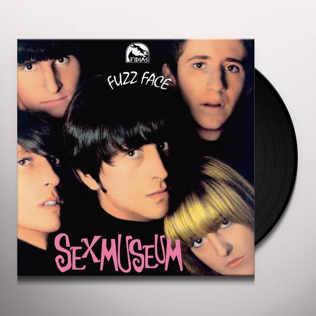 SEX MUSEUM FUZZ FACE Vinyl Record - w/CD
