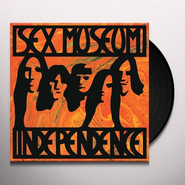 SEX MUSEUM INDEPENDENCE Vinyl Record