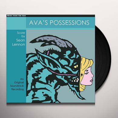 Sean Lennon AVA'S POSSESSIONS (MUSIC FROM THE FILM) Vinyl Record - 10 Inch Single