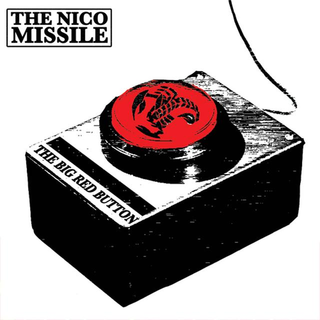 NICO MISSILE BIG RED BUTTON Vinyl Record