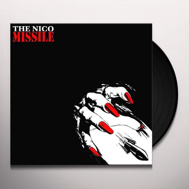 NICO MISSILE RICKY'S HEART Vinyl Record