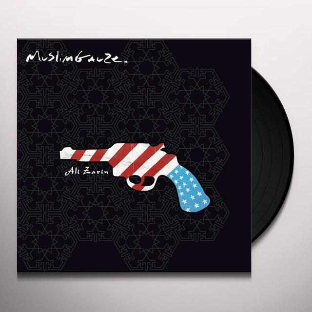 Muslimgauze ALI ZARIN Vinyl Record