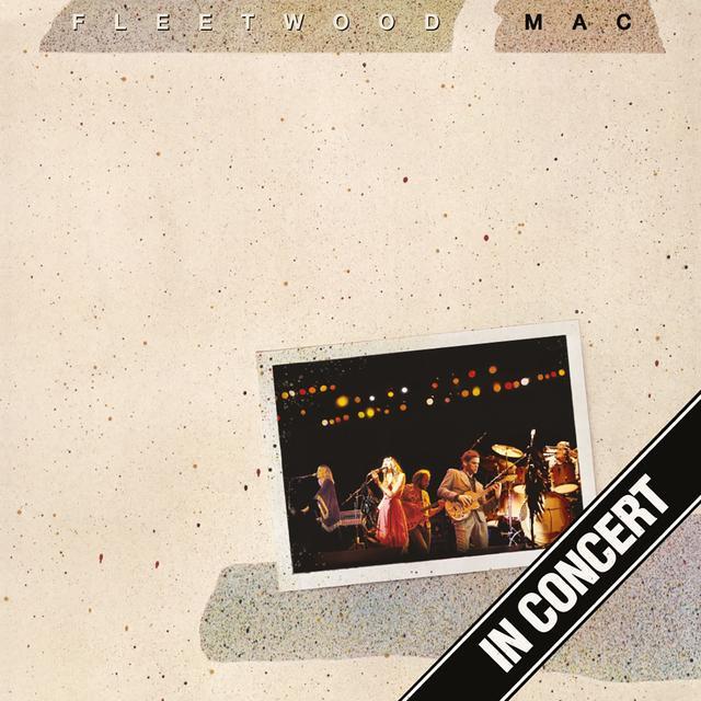 Fleetwood Mac IN CONCERT Vinyl Record
