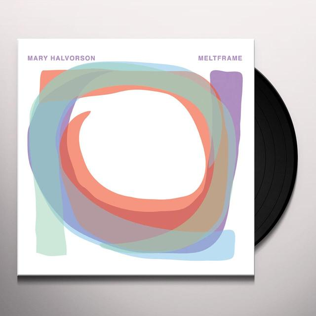 Mary Halvorson MELTFRAME Vinyl Record - Gatefold Sleeve