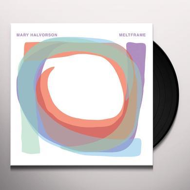 Mary Halvorson MELTFRAME Vinyl Record - Gatefold Sleeve