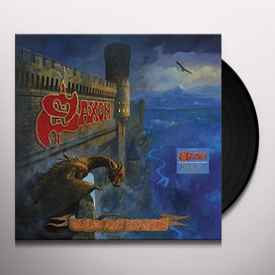 Saxon EAGLES & DRAGONS: VINYL BOX SET (BOX) Vinyl Record - UK Import