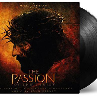 John Debney PASSION OF THE CHRIST / O.S.T. Vinyl Record