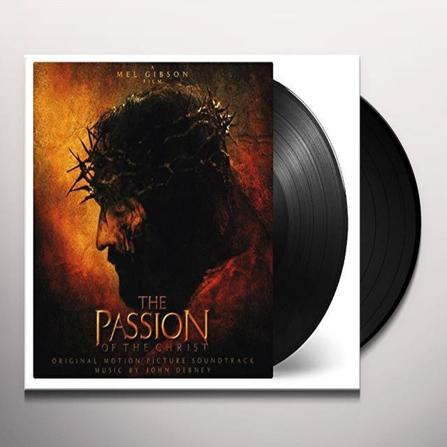 John Debney PASSION OF THE CHRIST / O.S.T. Vinyl Record - Holland Import