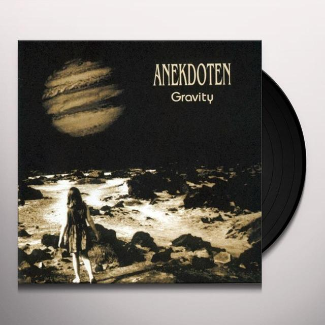 Anekdoten GRAVITY Vinyl Record - Holland Import