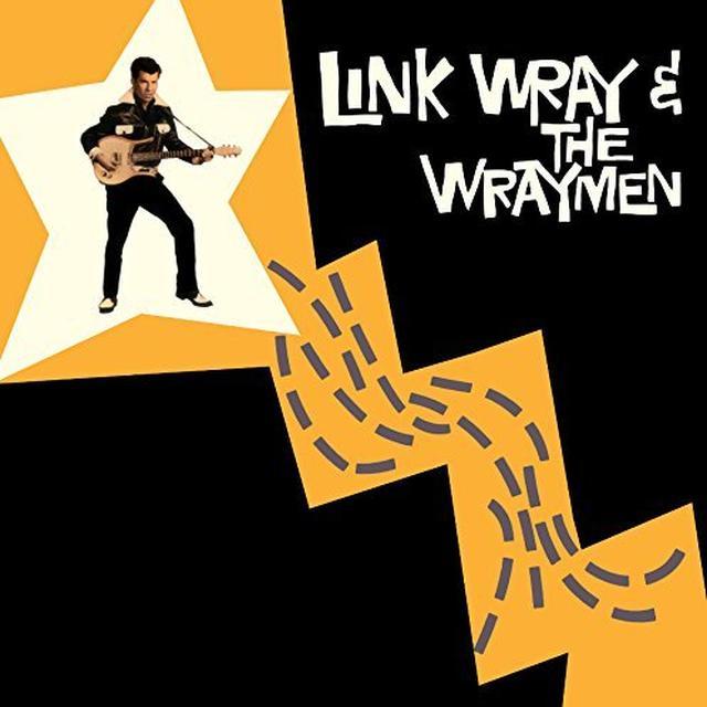 Link Wray & His Wraymen LINK WRAY & THE WRAYMEN + 4 BONUS TRACKS Vinyl Record