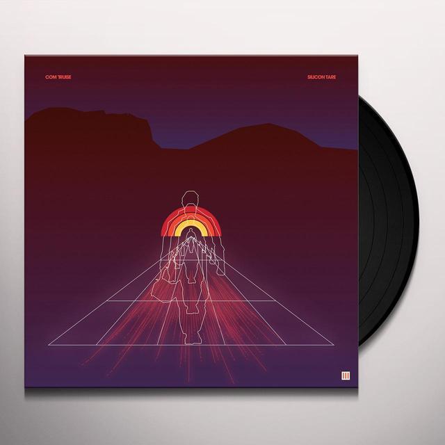 Com Truise SILICON TARE Vinyl Record - UK Import