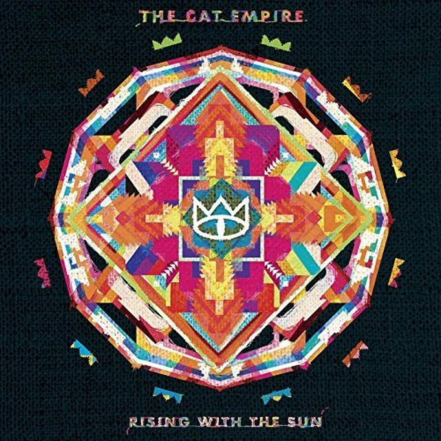 The Cat Empire RISING WITH THE SUN Vinyl Record
