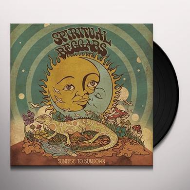 Spiritual Beggars SUNRISE TO SUNDOWN Vinyl Record - UK Import