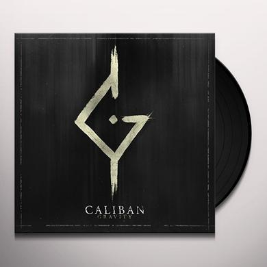 Caliban GRAVITY Vinyl Record - UK Import