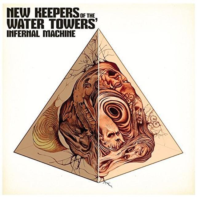 New Keepers Of The Water Tower INFERNAL MACHINE Vinyl Record - UK Release