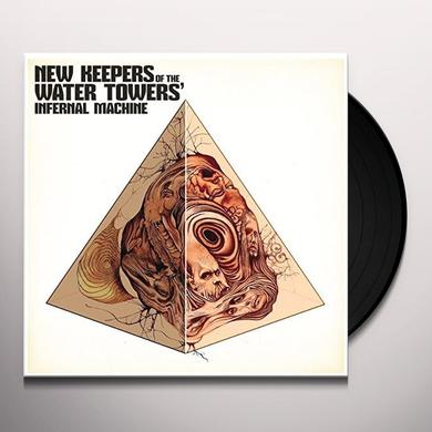 New Keepers Of The Water Tower INFERNAL MACHINE Vinyl Record - UK Import