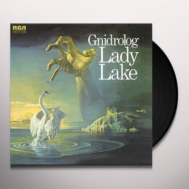 Gnidrolog LADY LAKE Vinyl Record - Holland Import