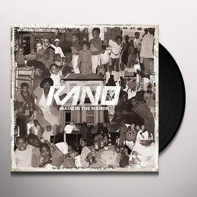 Kano MAN IN THE MANOR Vinyl Record - UK Import