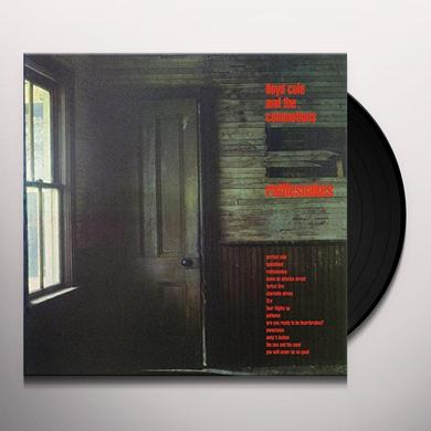 Lloyd Cole & Commotions RATTLESNAKES Vinyl Record - Holland Import
