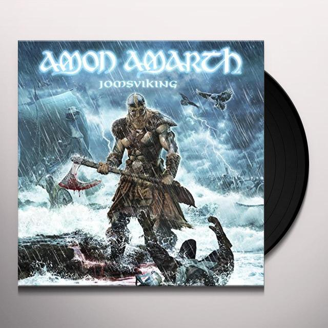 Amon Amarth JOMSVIKING Vinyl Record - UK Import