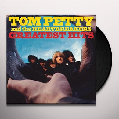 Tom Petty GREATEST HITS Vinyl Record - Holland Import