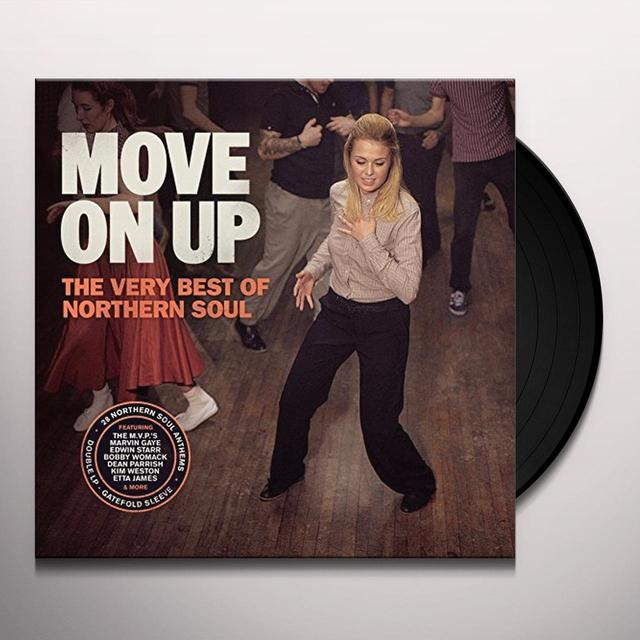 MOVE ON UP / VARIOUS (UK) MOVE ON UP / VARIOUS Vinyl Record - UK Import