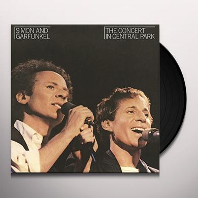 Simon & Garfunkel CONCERT IN CENTRAL PARK Vinyl Record - Holland Import