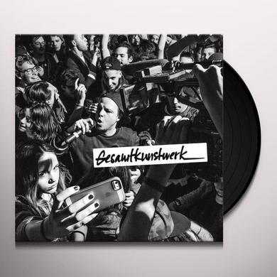 Dead Obies GESAMKUNSTWERK Vinyl Record