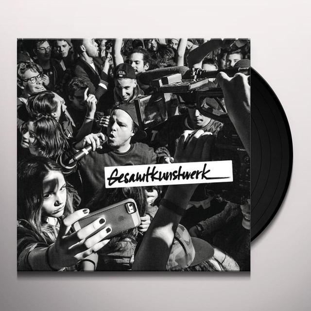 Dead Obies GESAMKUNSTWERK Vinyl Record - Canada Import