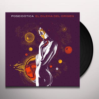Poseidotica EL DILEMA DEL ORIGEN Vinyl Record