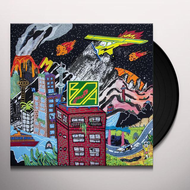 Morbo y Mambo BOA Vinyl Record