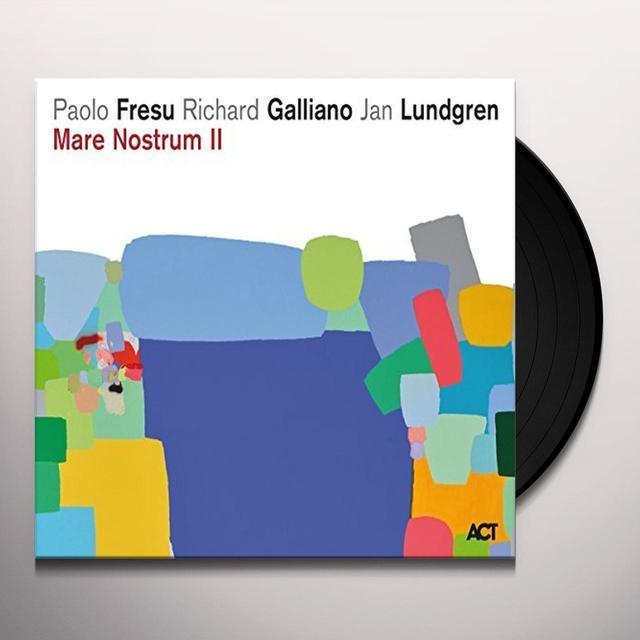 Jan Lundgren MARE NOSTRUM II Vinyl Record - Australia Import