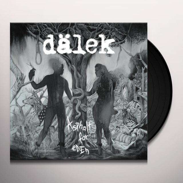 Dalek ASPHALT FOR EDEN Vinyl Record