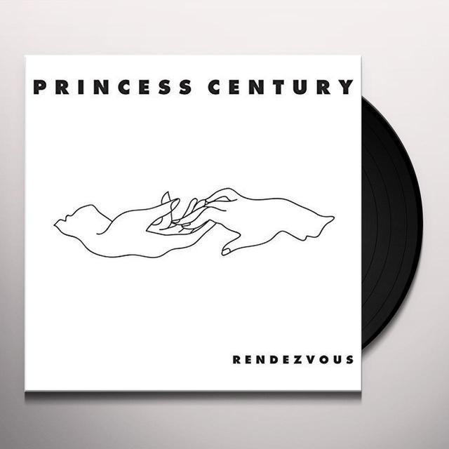 Princess Century RENDEZVOUS Vinyl Record
