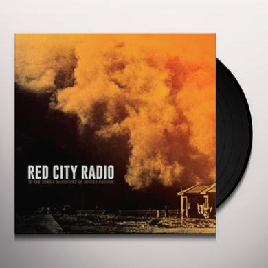 Red City Radio TO THE SONS & DAUGHTERS OF WOODY GUTHRIE Vinyl Record