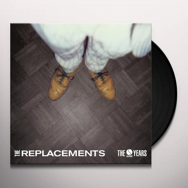 The Replacements SIRE YEARS Vinyl Record