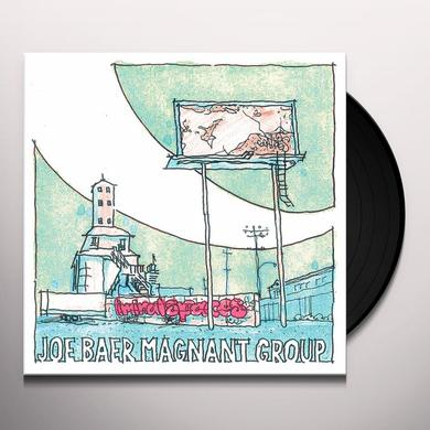 JOE BAER MAGNANT GROUP LIMINAL SPACES Vinyl Record