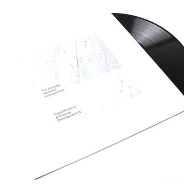 TEK / FIGUB EVERYDAY HEADNOD INSTRUMENTALS Vinyl Record