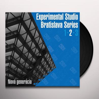 NOVA GENERACIA: EXPERIMENTAL STUDIO / VARIOUS Vinyl Record