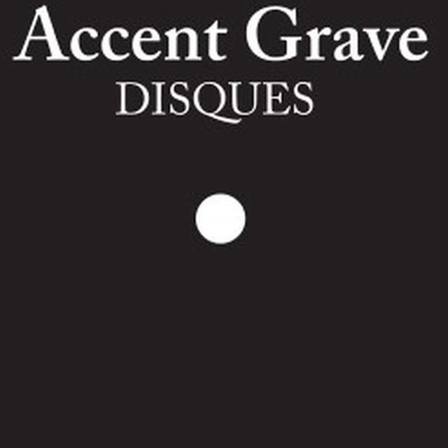 Agnes ACCENT GRAVE Vinyl Record