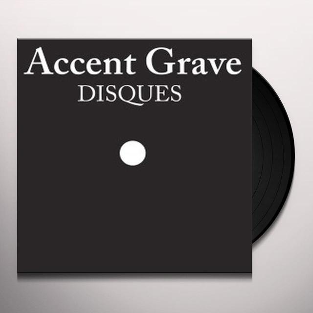 Agnes ACCENT GRAVE (EP) Vinyl Record
