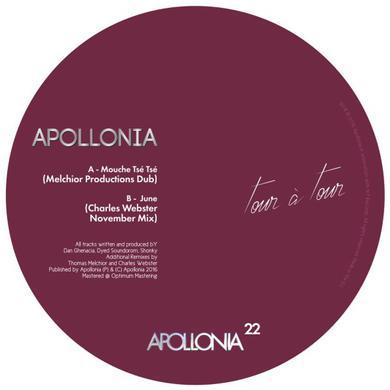 Apollonia TOUR A TOUR REMIXES 1 Vinyl Record