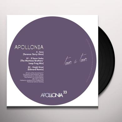 Apollonia TOUR A TOUR REMIXES 2 Vinyl Record