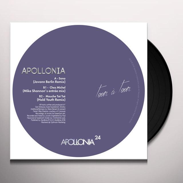 Apollonia TOUR A TOUR REMIXES 3 Vinyl Record