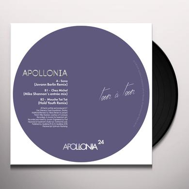Apollonia TOUR A TOUR REMIXES 3 Vinyl Record