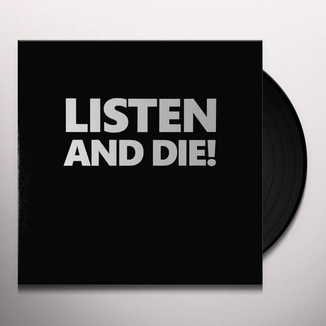 LISTEN AND DIE / VARIOUS (BOX) LISTEN AND DIE / VARIOUS Vinyl Record