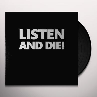 LISTEN AND DIE / VARIOUS (BOX) LISTEN AND DIE / VARIOUS Vinyl Record
